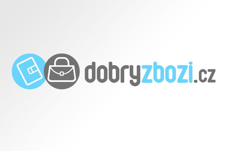 grafická příprava loga pro internetový obchod www.dobryzbozi.cz, hlavní nabídkou obchodu jsou peněženky, kabelky, pásky