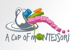 logo pomůcky Montessori